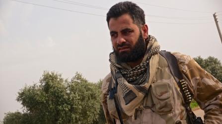 Cmdr. Mohanned Issa - Idlib Martyrs Brigade, Free Syrian Army
